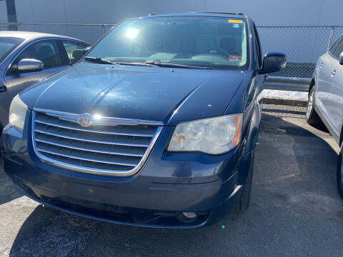 2009 Chrysler Town and Country for sale at JerseyMotorsInc.com in Teterboro NJ