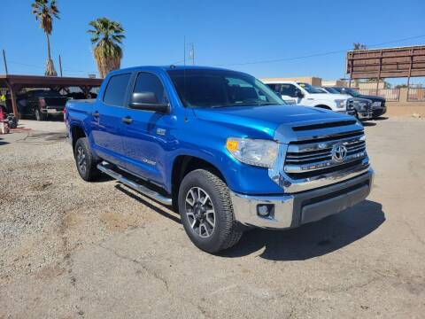 2017 Toyota Tundra for sale at A AND A AUTO SALES in Gadsden AZ
