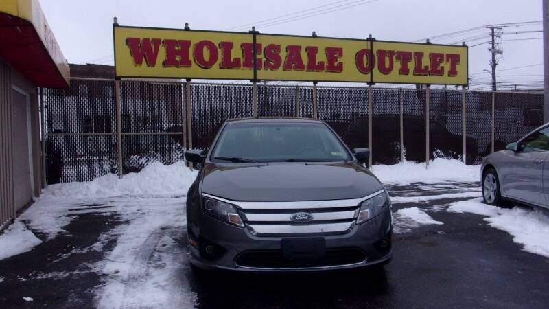 2011 Ford Fusion for sale at LONG BROTHERS CAR COMPANY in Cleveland OH