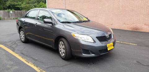 2009 Toyota Corolla for sale at Exxcel Auto Sales in Ashland MA