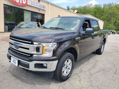 2019 Ford F-150 for sale at Auto Wholesalers Of Hooksett in Hooksett NH