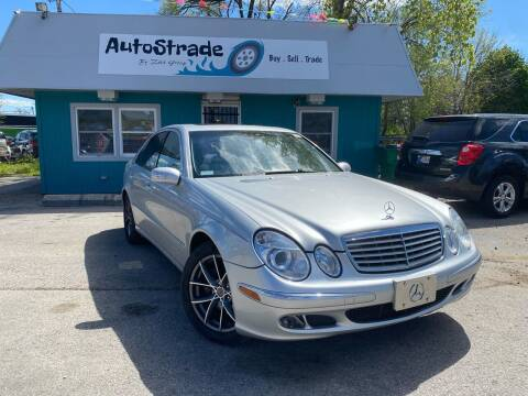 2003 Mercedes-Benz E-Class for sale at Autostrade in Indianapolis IN
