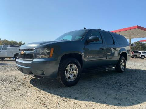 2010 Chevrolet Suburban for sale at Charlie's Used Cars in Thomasville NC