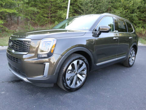 2021 Kia Telluride for sale at RUSTY WALLACE KIA OF KNOXVILLE in Knoxville TN