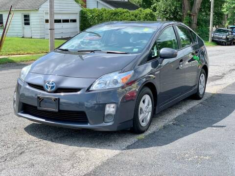2010 Toyota Prius for sale at Pak Auto Corp in Schenectady NY