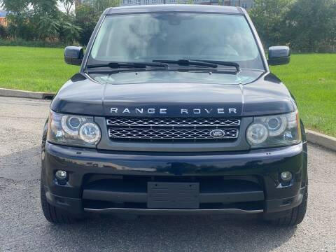 2010 Land Rover Range Rover Sport for sale at Pristine Auto Group in Bloomfield NJ