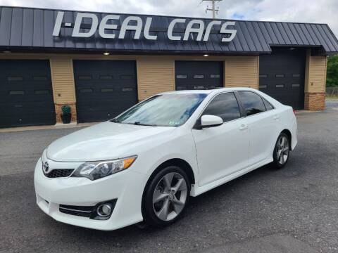 2012 Toyota Camry for sale at I-Deal Cars in Harrisburg PA