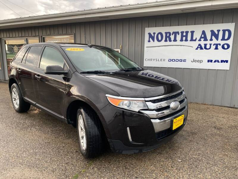 2013 Ford Edge for sale at Northland Auto in Humboldt IA