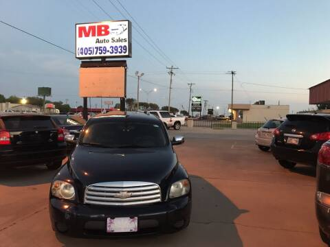 2008 Chevrolet HHR for sale at MB Auto Sales in Oklahoma City OK