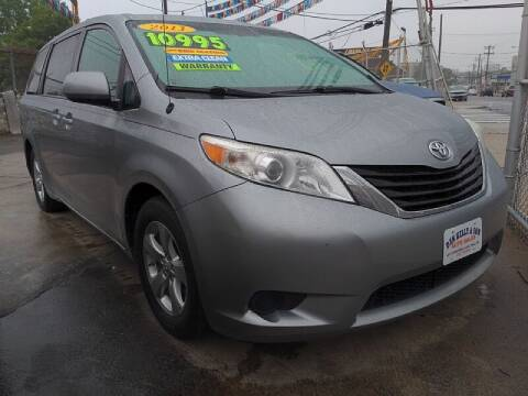 2011 Toyota Sienna for sale at Dan Kelly & Son Auto Sales in Philadelphia PA