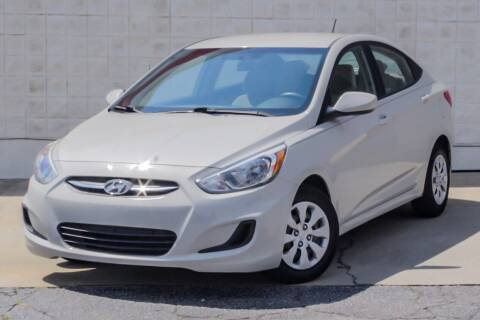 2016 Hyundai Accent for sale at Cannon Auto Sales in Newberry SC