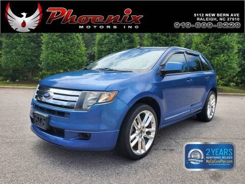 2009 Ford Edge for sale at Phoenix Motors Inc in Raleigh NC