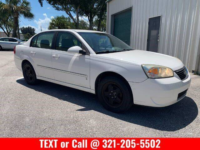 2006 Chevrolet Malibu for sale at Jaylee's Auto Sales, Inc. in Melbourne FL