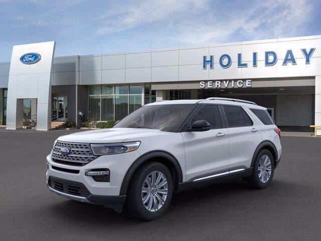 2021 Ford Explorer Hybrid for sale in Whitesboro, TX