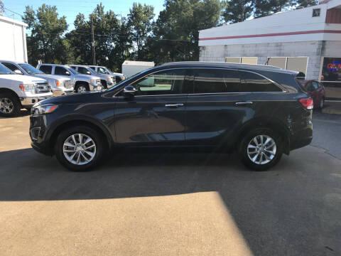 2017 Kia Sorento for sale at Northwood Auto Sales in Northport AL