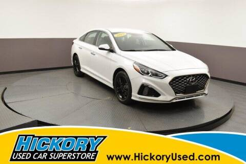 2019 Hyundai Sonata for sale at Hickory Used Car Superstore in Hickory NC