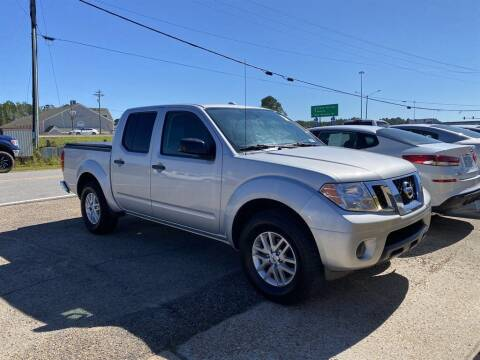 2016 Nissan Frontier for sale at Direct Auto in D'Iberville MS