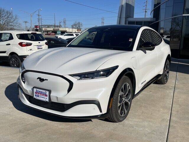 2021 Ford Mustang Mach-E for sale in Seminole, OK