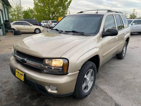 2005 Chevrolet TrailBlazer for sale at ASHLAND AUTO SALES in Columbia MO