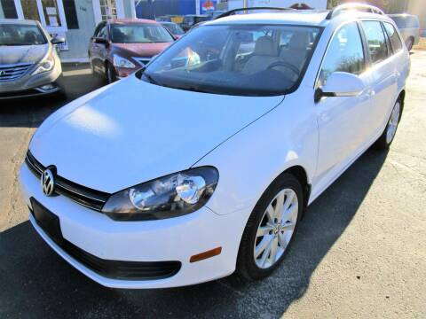 2013 Volkswagen Jetta for sale at Route 12 Auto Sales in Leominster MA