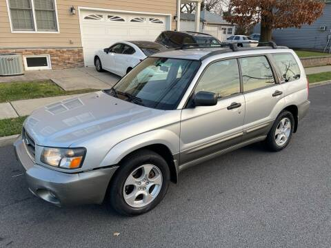 2004 Subaru Forester for sale at Jordan Auto Group in Paterson NJ