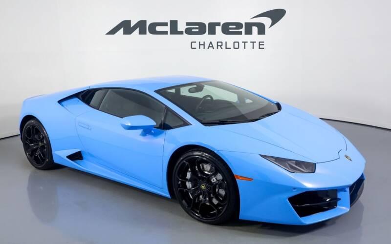 2017 Lamborghini Huracan for sale in Charlotte, NC