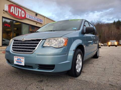 2010 Chrysler Town and Country for sale at Auto Wholesalers Of Hooksett in Hooksett NH