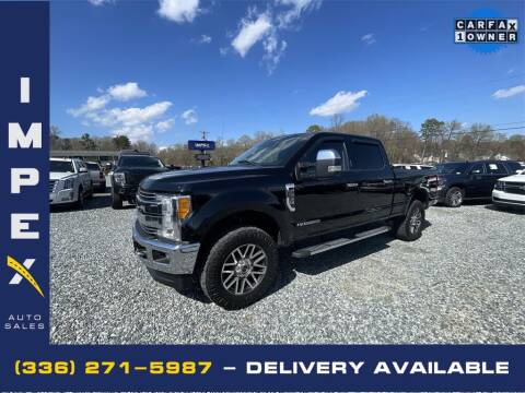 2017 Ford F-250 Super Duty for sale at Impex Auto Sales in Greensboro NC