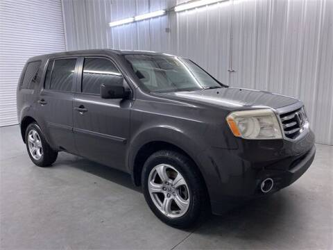 2013 Honda Pilot for sale at JOE BULLARD USED CARS in Mobile AL