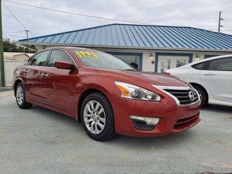 2015 Nissan Altima for sale at Select Autos Inc in Fort Pierce FL