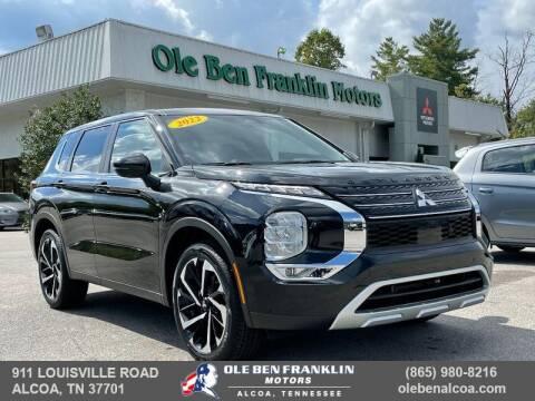 2022 Mitsubishi Outlander for sale at Ole Ben Franklin Motors-Mitsubishi of Alcoa in Alcoa TN