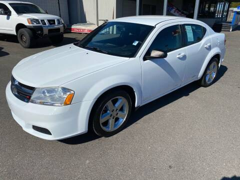 2014 Dodge Avenger for sale at Vista Auto Sales in Lakewood WA