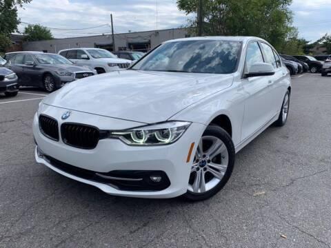 2018 BMW 3 Series for sale at EUROPEAN AUTO EXPO in Lodi NJ