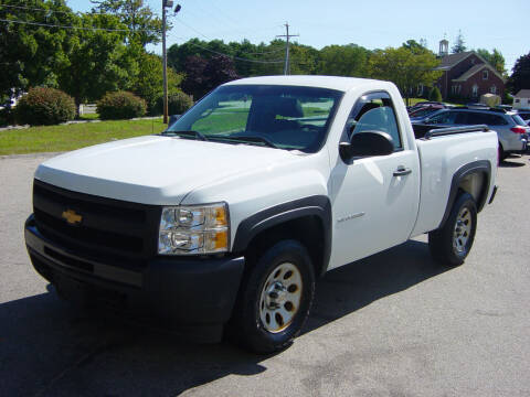 2013 Chevrolet Silverado 1500 for sale at North South Motorcars in Seabrook NH