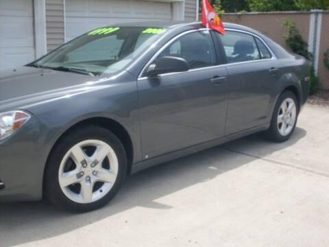 2009 Chevrolet Malibu for sale at Flag Motors in Islip Terrace NY