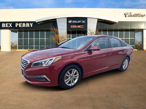 2015 Hyundai Sonata for sale at AutoJacksTX.com in Nacogdoches TX