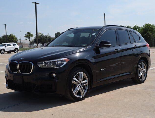 2016 BMW X1 for sale at BIG STAR HYUNDAI in Houston TX