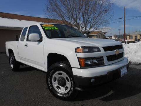 2012 Chevrolet Colorado for sale at McKenna Motors in Union Gap WA