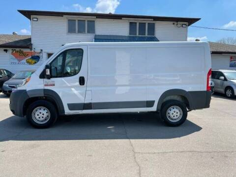 2016 RAM ProMaster Cargo for sale at Twin City Motors in Grand Forks ND