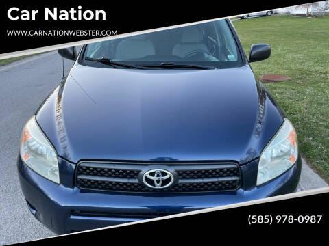 2007 Toyota RAV4 for sale at Car Nation in Webster NY
