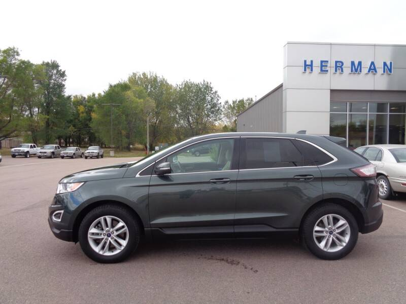 2015 Ford Edge for sale at Herman Motors in Luverne MN