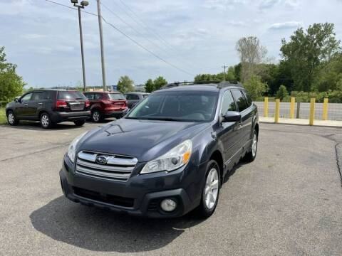 2014 Subaru Outback for sale at Instant Auto Sales in Chillicothe OH