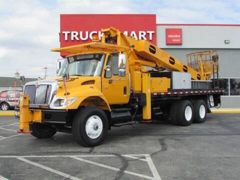 2006 International WorkStar 7400 for sale at Trucksmart Isuzu in Morrisville PA