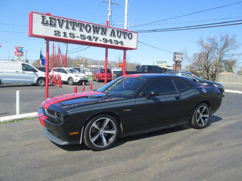 2013 Dodge Challenger for sale at Levittown Auto in Levittown PA