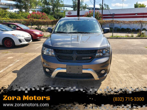 2014 Dodge Journey for sale at Zora Motors in Houston TX