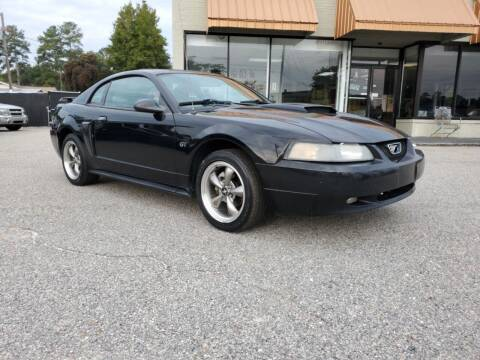 2003 Ford Mustang for sale at Ron's Used Cars in Sumter SC
