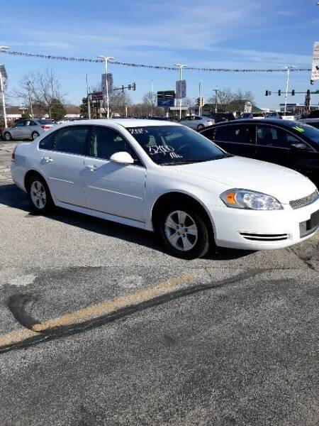 2015 Chevrolet Impala Limited for sale at Bachrodt on State in Rockford IL