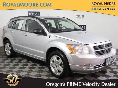2009 Dodge Caliber for sale at Royal Moore Custom Finance in Hillsboro OR