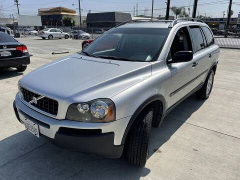 2005 Volvo XC90 for sale at Hunter's Auto Inc in North Hollywood CA