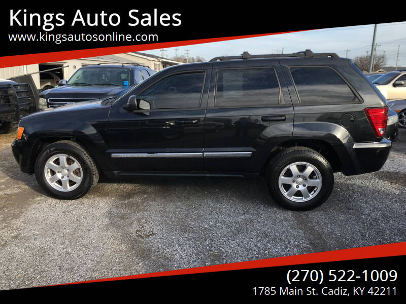 2010 Jeep Grand Cherokee for sale at Kings Auto Sales in Cadiz KY
